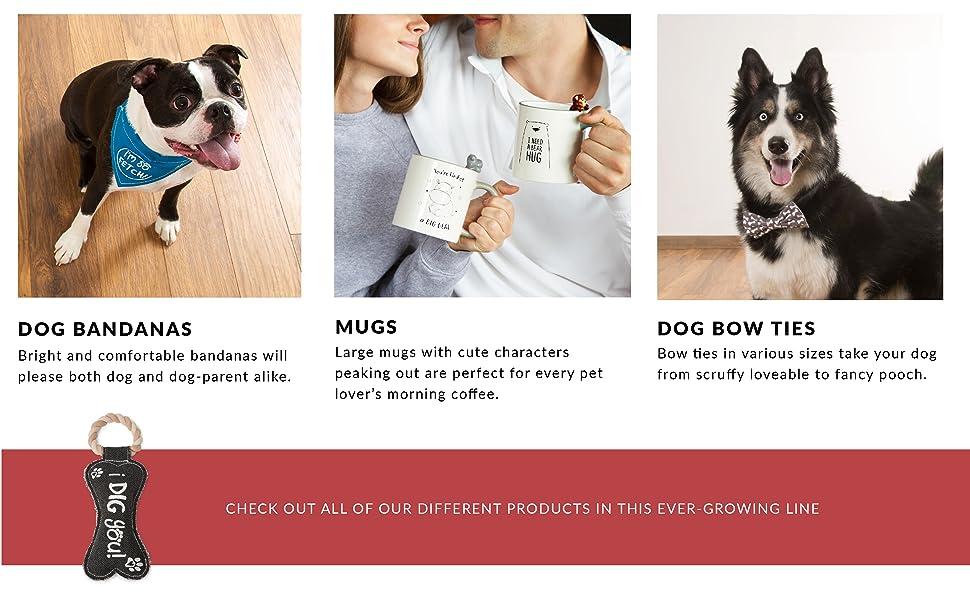 pets; cat; dog; pet; dog lover; dog mom; dog dad; animal; mug; dog toy; dog bandana; fox; sloth; ape