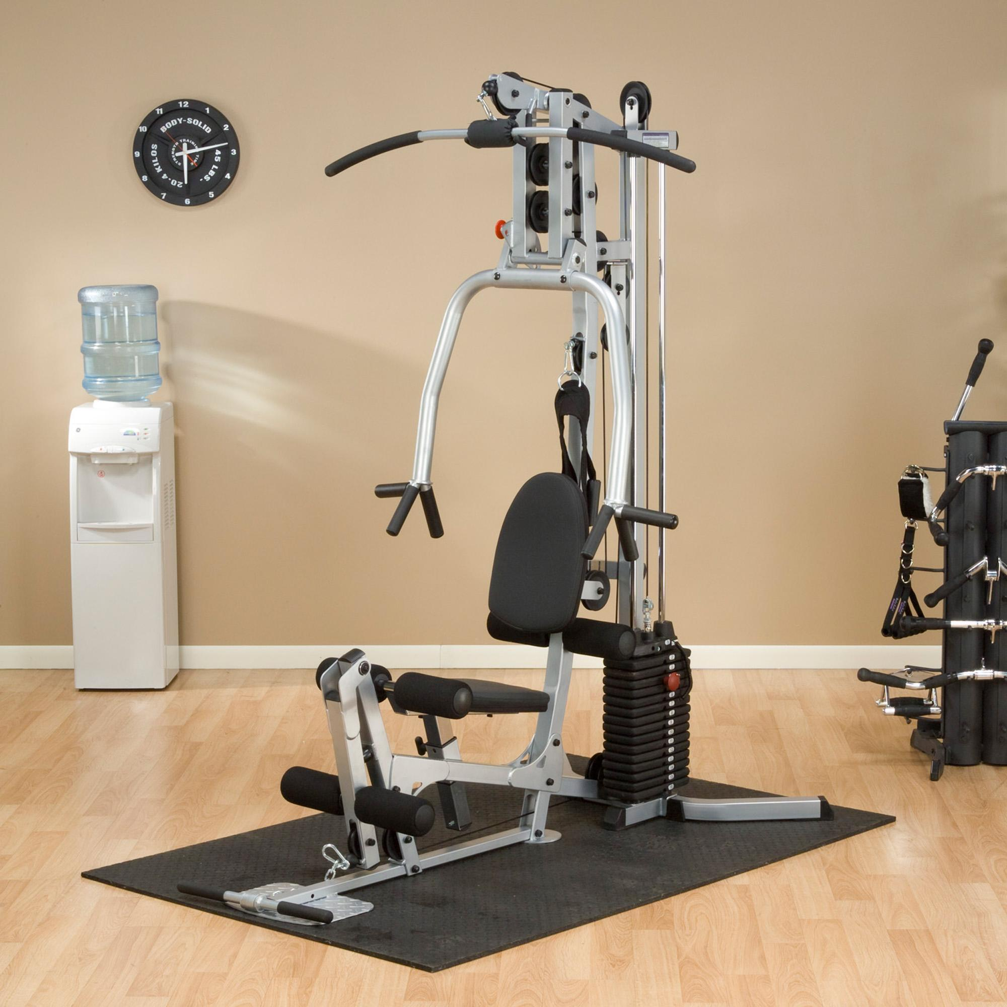 Home Gym Compact: Amazon.com : Powerline By Body-Solid Easy-Assembly Home