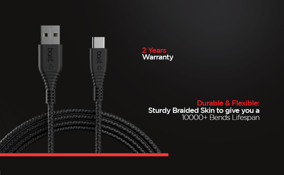 boat type-c cable