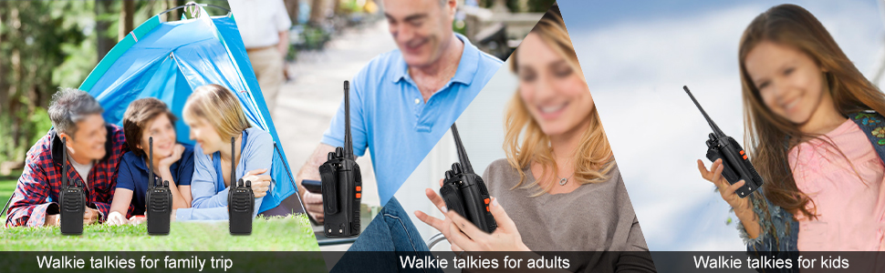 walkie talkies rachargeable