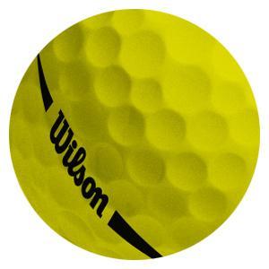 Wilson, Bola de golf dura, 2 capas, Hombre, Para máxima distancia ...