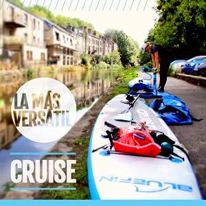 Bluefin Cruise SUP: La más versátil