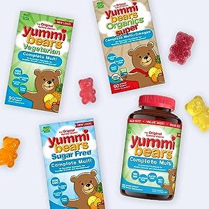 Yummi Products, Yummi Gummies