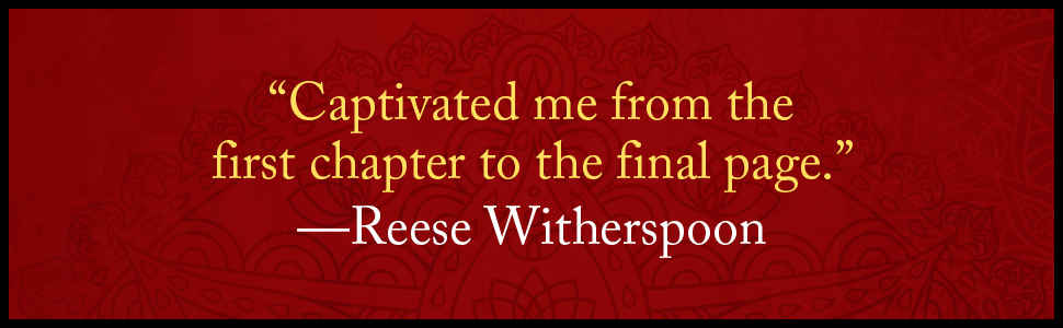 """""""Captivated me from the first chapter to the final page."""" -- Reese Witherspoon"""