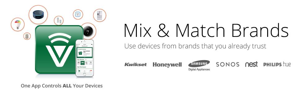 one app control, smart home, august smart, z-wave hub, gateway, nest control, philips hue, honeywell