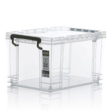 HOUZE - 21L 'STRONG' Box with Secure latch