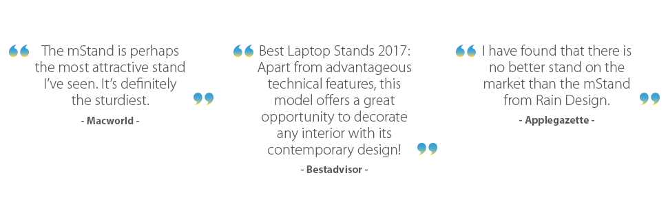 mStand360 reviews