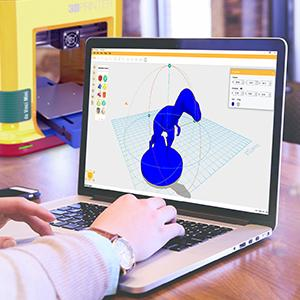 3D printer software, 3d print