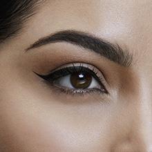Maybelline Master Precise Liquid Eyeliner winged eyeliner hack