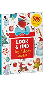 Look & Find: The Holiday Season