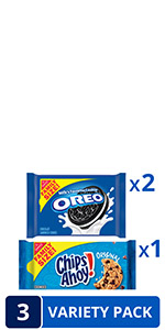 OREO AND CHIPS AHOY! VARIETY PACK