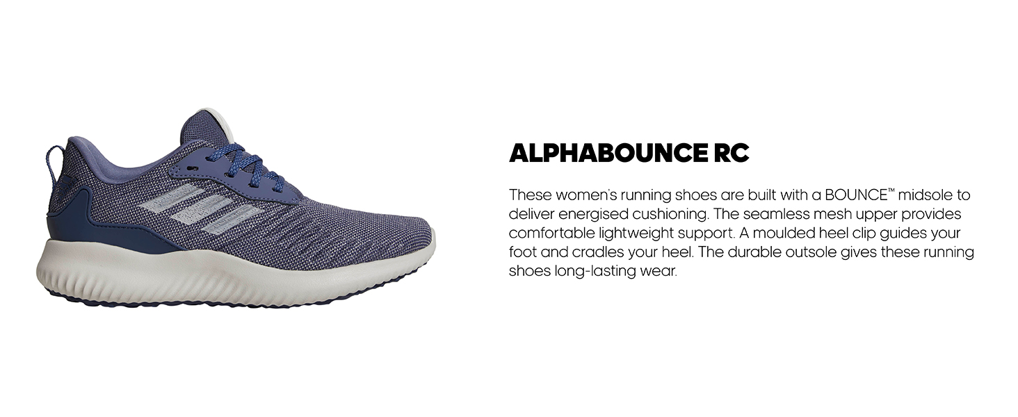 f00403c1c adidas running alphabounce women. adidas Alphabounce RC