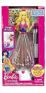 Barbie Light N Sparkle
