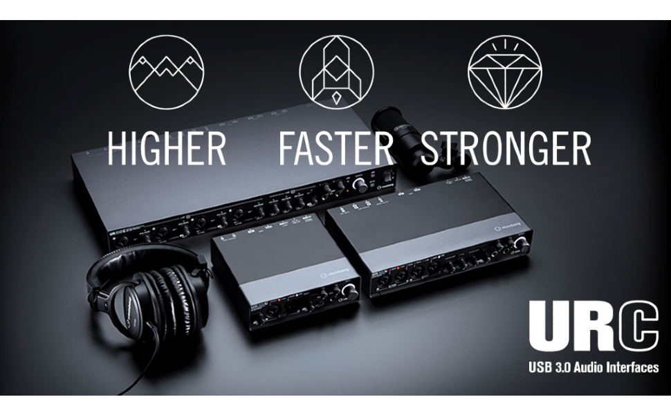 UR-C higher, faster, stronger