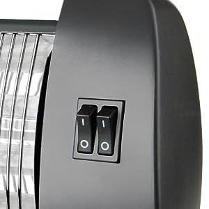 calefactor taurus tubos cuarzo