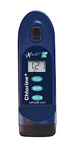Chlorine + eXact EZ Photometer digital water test meter colorimeter