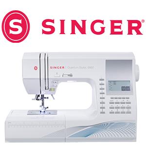 SINGER 9960 Front
