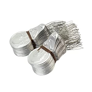 DOMIRE 10pcs DIY Aguja Enhebrador Creative Wire Loop Threader Durable Stitch Insert Tools para m/áquina de Coser