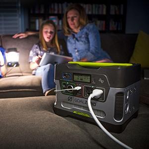 Amazon Com Goal Zero Yeti 400 Portable Power Station