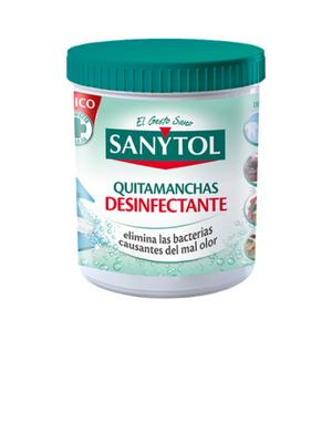 Sanytol Quitamanchas Desinfectante de Tejidos - 450 gr: Amazon.es ...