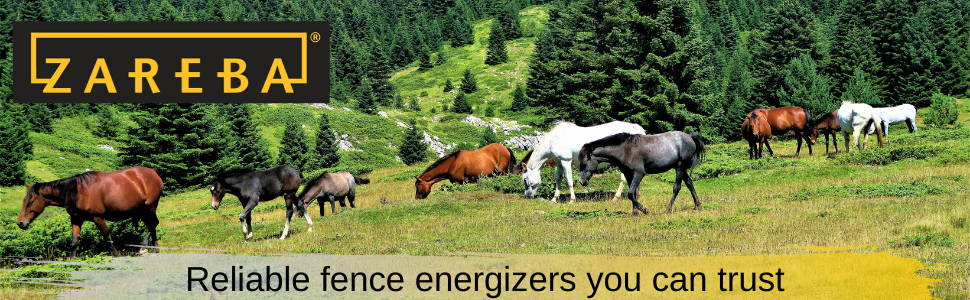 zareba, electric fencing, horses, cattle, pigs, goats, 50 mile energizer, fencer, ac power