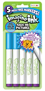 imagine ink mess free markers refill
