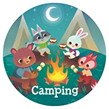 camping books for children two year old three 1st 2nd toddlers kids
