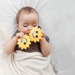 ボーネルンド 知育玩具 おもちゃ ギフト プレゼント ラトル 赤ちゃん キドキド