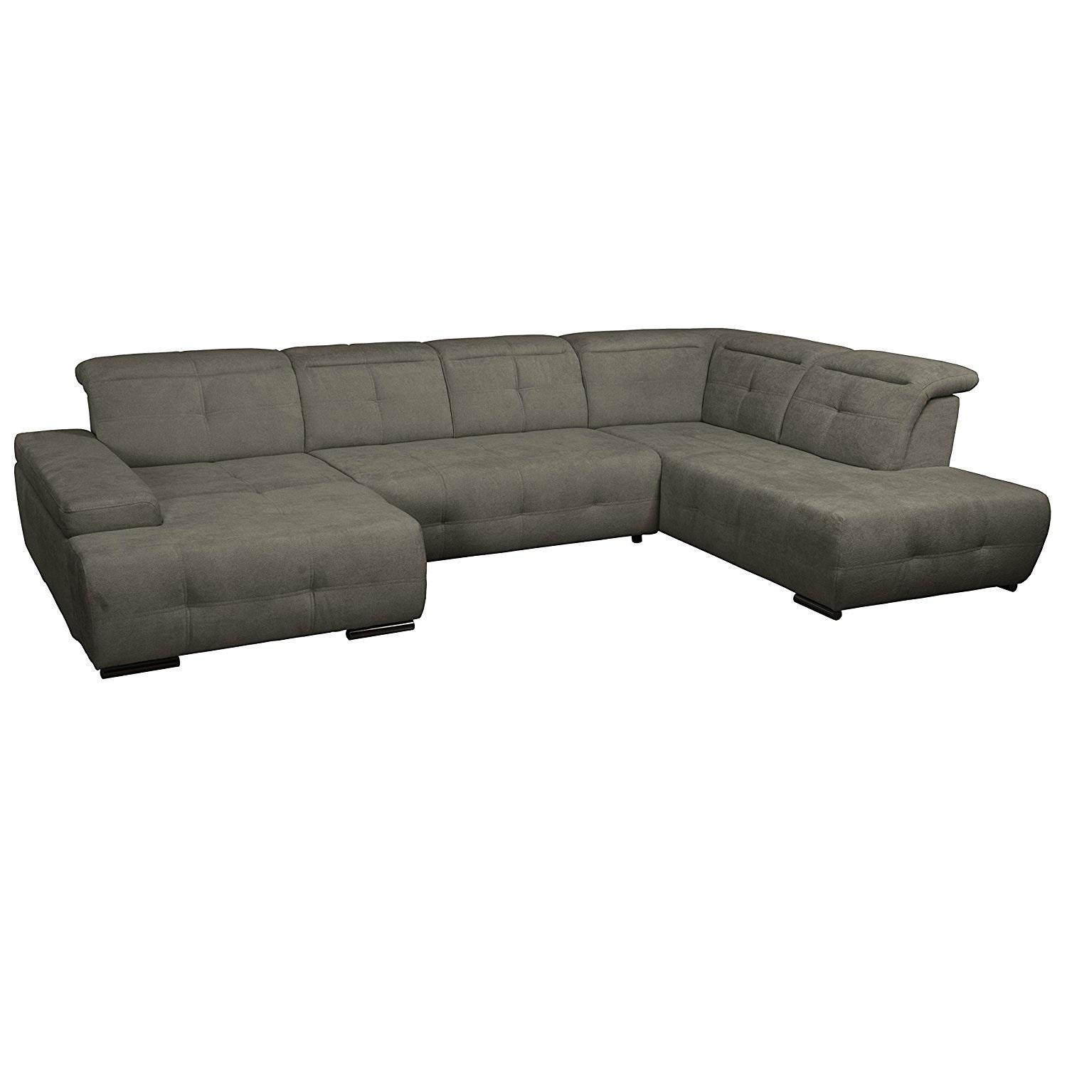 cavadore wohnlandschaft mistrel gro e sofalandschaft mit ottomanen rechts und xl longchair. Black Bedroom Furniture Sets. Home Design Ideas