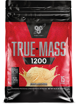 Amazon.com: Suplemento dietario True Mass BSN., 1, 1: Health ...