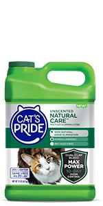 Cat's Pride Natural Unscented Cat Litter