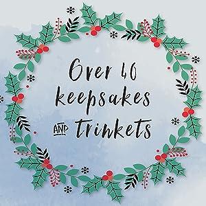 Over 40 Keepsakes & Trinkets