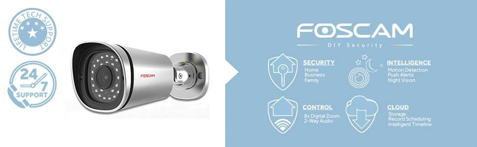 Foscam FI9800P Header