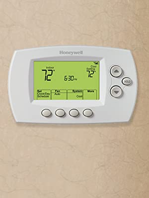 RTH6580WF Wi-Fi 7-Day Programmable Thermostat