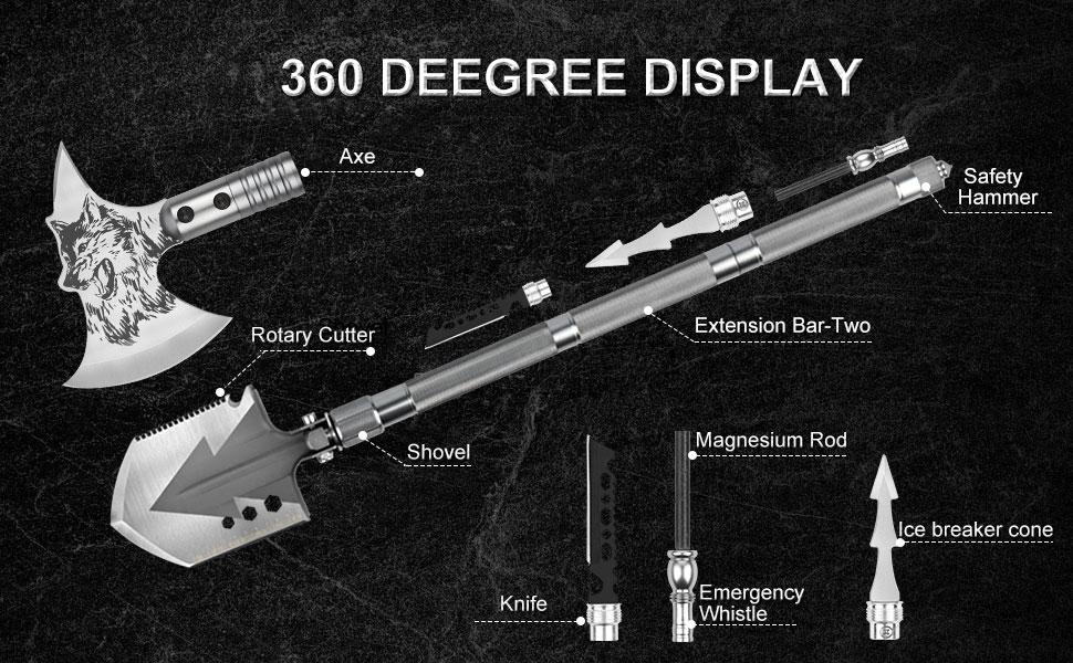 360 DEEGREE DISPLAY