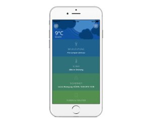 innogy se smart home heizk rperthermostat heizungssteuerung app steuerung smarte regelung. Black Bedroom Furniture Sets. Home Design Ideas