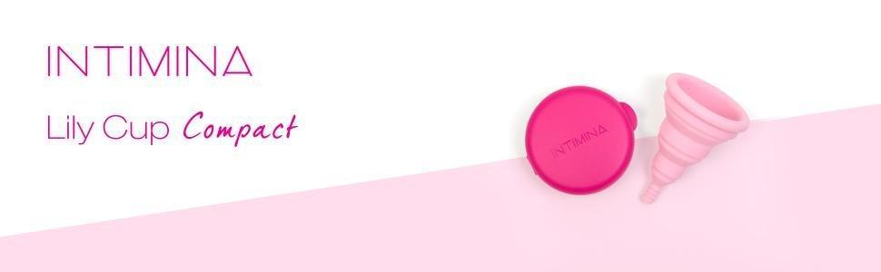 INTIMINA Lily cup compact copa menstrual talla A caja 1 ud: Amazon.es: Salud y cuidado personal