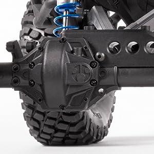 Detail image of AR60 OCP (off center pumpkin) axle