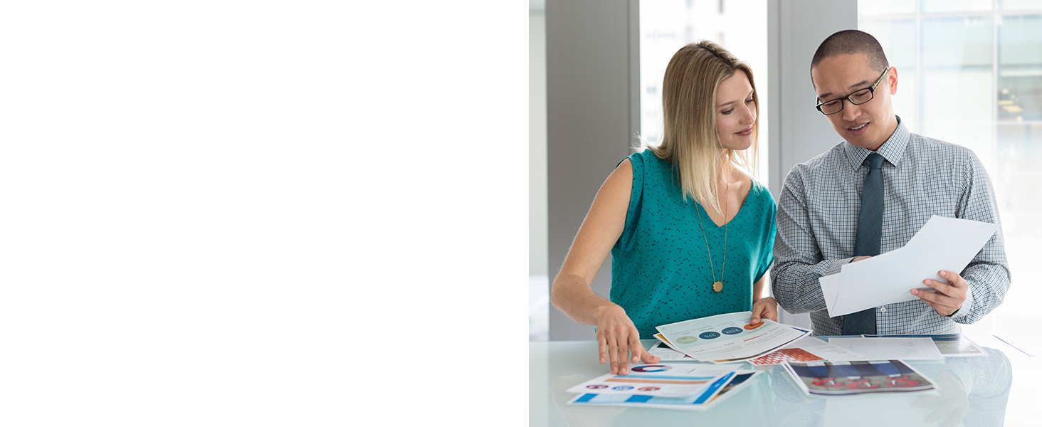 Always pair Original HP supplies with HP printers for the best print quality.