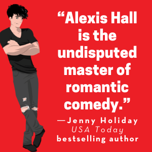 """""""Hall is the undisputed master of romantic comedy""""-Jenny Holiday"""