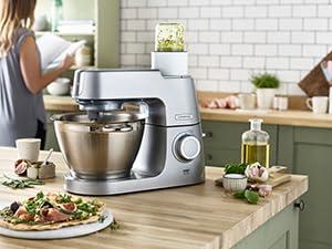 Kenwood kitchen machine spice miller grinder