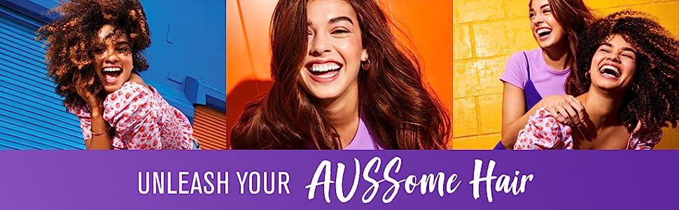 Unleash your AUSSome Hair