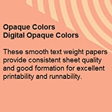 smooth paper, paper, color paper, springhill, international paper, 10% recycle