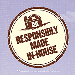 Responsibly made in-house, nutro max, dry dog food, made in USA, healthy ingredients,
