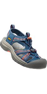 women's vencie h2 clsoed toe water sandal shoe casual