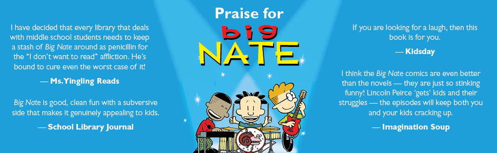 Big Nate Praise
