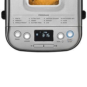 Cuisinart CBK-110 Bread Maker, New Compact Automatic