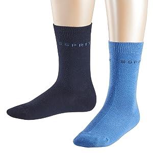 ESPRIT Boys Block Stripe Calf Socks