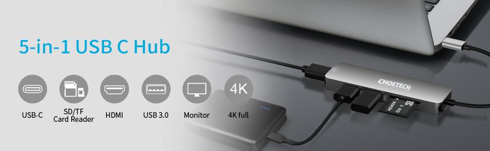 usb c multiple adapter
