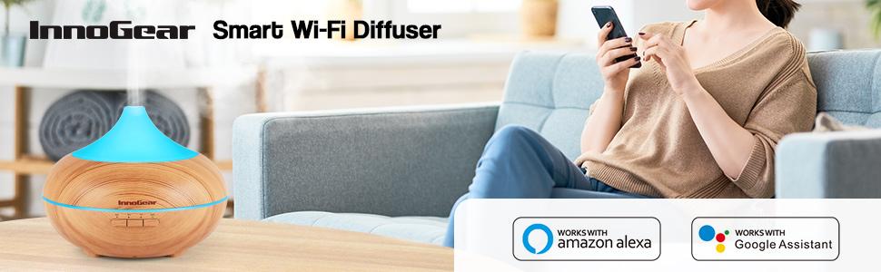 smart diffuser